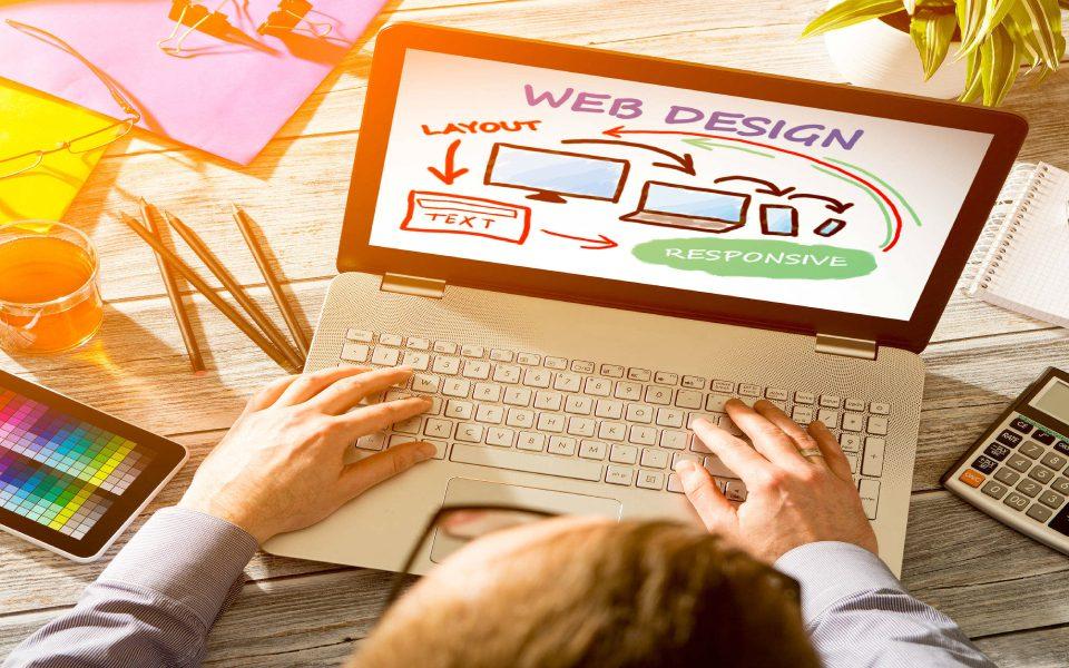 طراحی سایت تخصصی