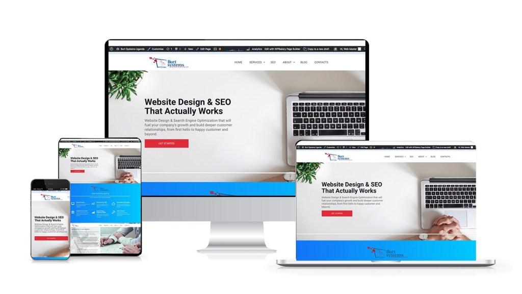 طراحی وب سایت شیراز